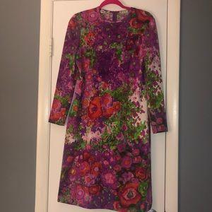 Goldworm vintage dress 1960s-1970s